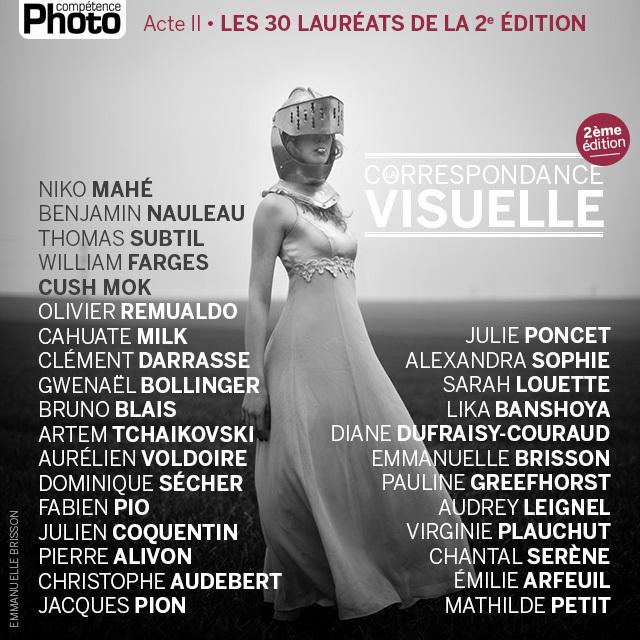 Les 30 lauréats de la 2e édition de La Correspondance Visuelle