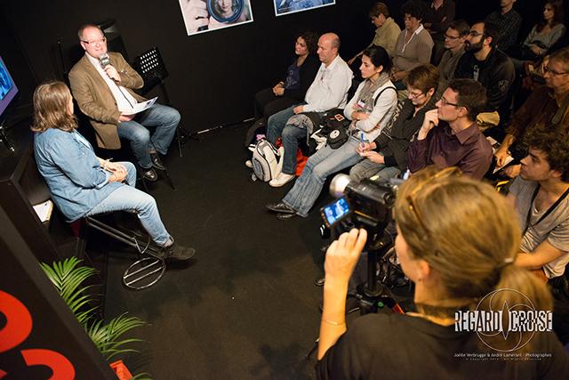 Joëlle Verbrugge et Eric Hainaut © Joëlle Verbrugge et André Lamerant