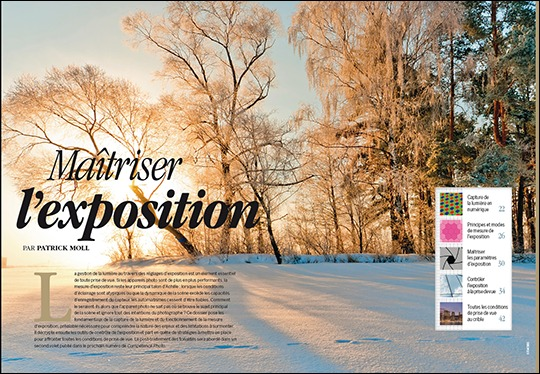 Compétence Photo Numéro 38, en kiosque le 8 janvier 2014