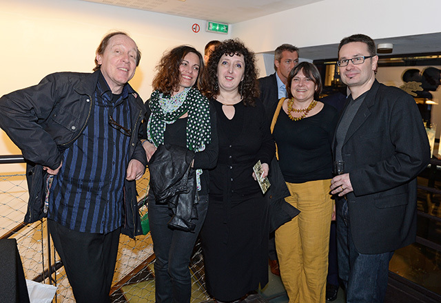 Quelques membres du jury 2014 © Pascal Baril - Planète Bleue Images