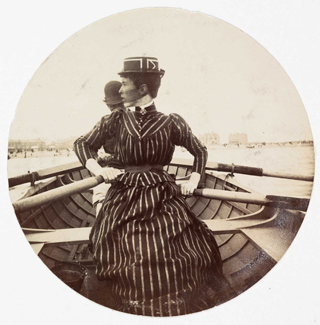 Des clichés du XIXe siècle réalisés par les premiers photographes amateurs