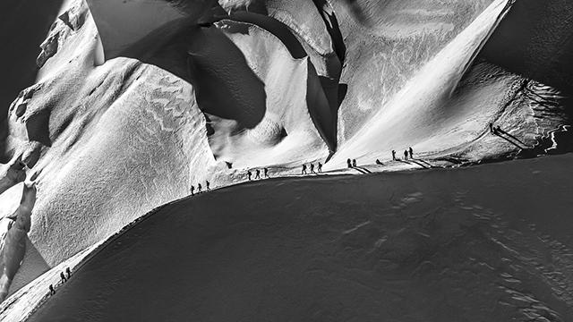 © Dominqiue Lafon, lauréat de la catégorie paysage