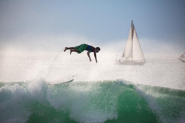 © Stephan Amelinck, lauréat de la catégorie sport