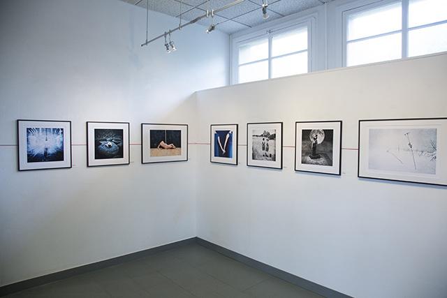 Les photos de l'exposition La Correspondance Visuelle à la galerie Fontaine Obscure