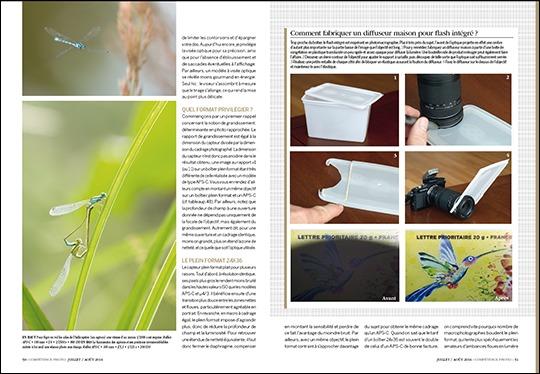 """Dossier """"Spécial Macro"""" • Compétence Photo n°41"""
