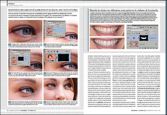 """Téléchargez les photos du dossier """"La retouche de portrait"""" (guide pratique) - Compétence Photo n°42"""