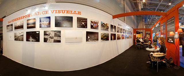 La Correspondance Visuelle au Salon de la Photo © Alexandre Parrot