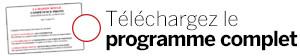 Programme complet des conférences et rencontres 2016