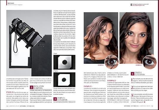 Compétence Photo Numéro 48, en kiosque le 28 août