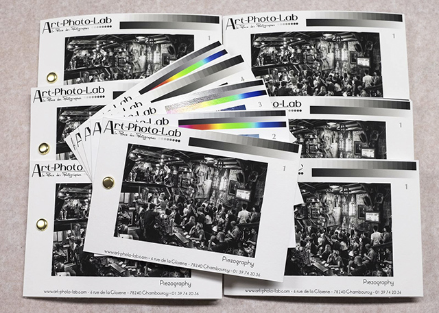 """Gagnez un tirage en caisse américaine lors des conférences """"Bien choisir son papier photo"""""""