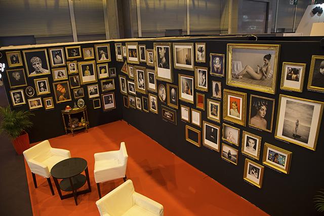 """L'exposition """"Les femmes de ma vie"""" au Salon de la Photo 2015"""