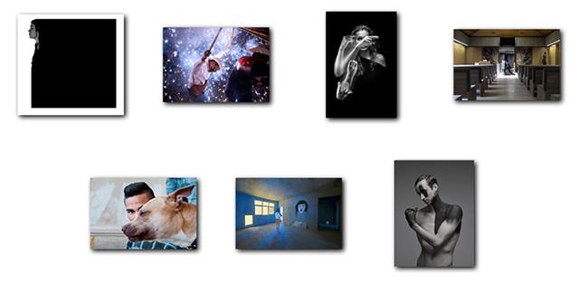 Les finalistes des Canson Art School Awards catégorie Photo (shortlist)