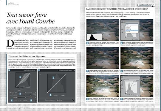 """Téléchargez les photos du dossier """"Niveaux et Courbe : comment les utiliser ?"""" (guide pratique) - Compétence Photo n°51"""