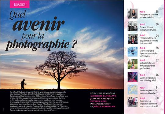 Compétence Photo Numéro 52, 10e anniversaire, en kiosque le 3 mai 2016