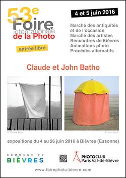 53e Foire internationale de la Photo de Bièvres, en partenariat avec Compétence Photo