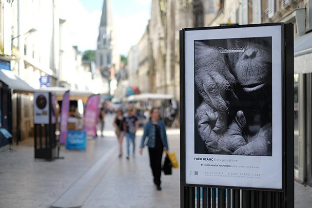 Les rues de Vendôme © Gérald Vidamment (Fujifilm X-Pro 2)