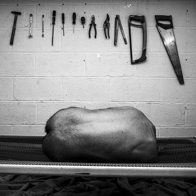 Laurent Gilson, lauréat du Prix Mark Grosset 2016, catégorie Photographie Plasticienne