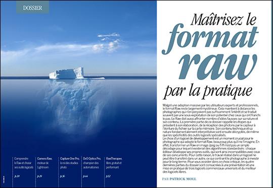 """Téléchargez les photos du dossier """"Le format Raw"""" (guide pratique) - Compétence Photo n°53"""