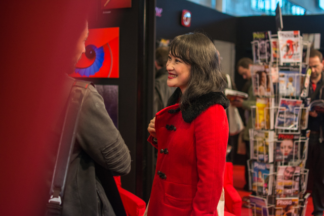 Salon de la Photo 2016 • Day One : le jour du rouge est arrivé
