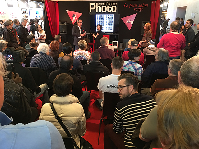 Salon de la Photo 2016 • Day Three 1/2 : un samedi qu'on n'oublie pas