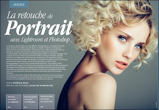 """Téléchargez les photos du dossier """"La retouche de portrait avec Lightroom et Photoshop"""" (guide pratique) - Compétence Photo n°56"""