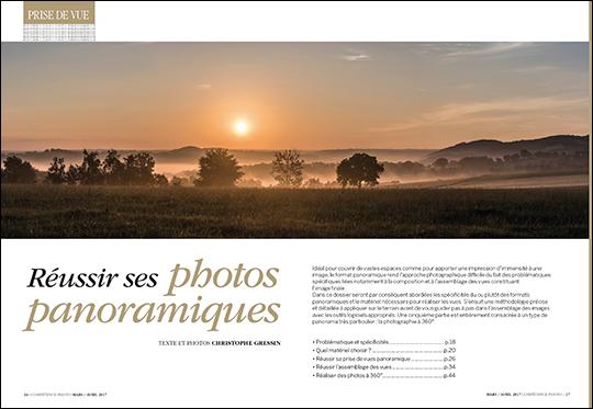 """Téléchargez les photos du dossier """"Réussir ses photos panoramiques"""" (guide pratique) - Compétence Photo n°57"""