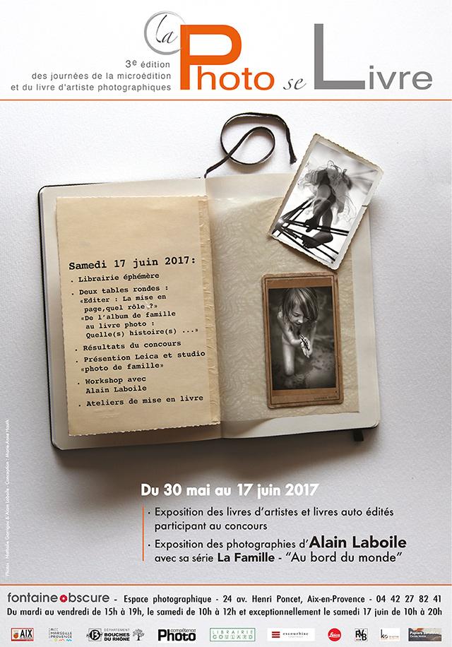 Participez au concours de la troisième édition du festival La Photo se Livre