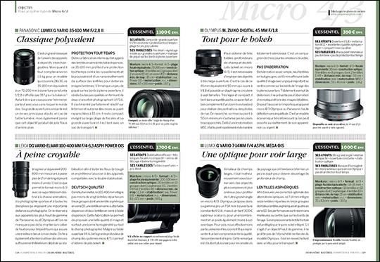 Guide d'achat matériel 2017 • Compétence Photo • Quel appareil photo choisir ?