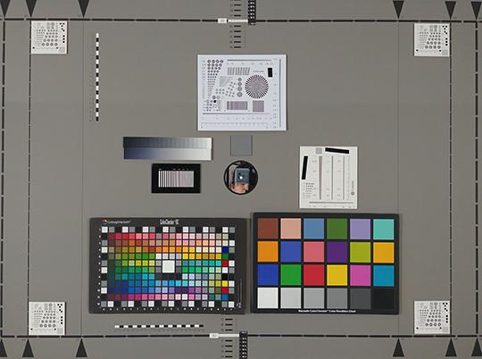 Photo-test réalisée en labo avec le G6 de LG.