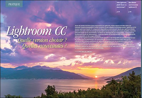"""Téléchargez les photos du dossier """"Bien débuter avec Lightroom CC"""" (guide pratique) - Compétence Photo n°62"""