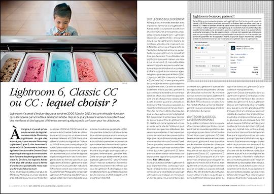 Bien débuter avec Lightroom 6, Classic CC et CC • Les guides pratiques Compétence Photo