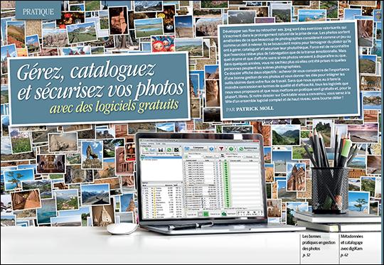 Compétence Photo Numéro 64, en kiosque le 2 mai 2018