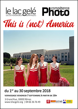 "En septembre, ""This is (not) America"" s'expose à la galerie Le Lac Gelé"