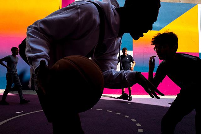 """Lu Wenpeng, sélectionné pour l'exposition """"it's So Street"""""""