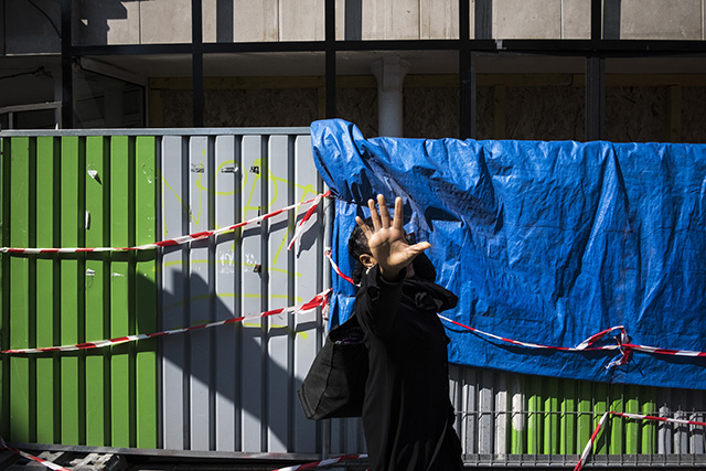 """Thomy Keat, sélectionné pour l'exposition """"it's So Street"""""""