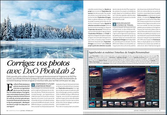 """Téléchargez les photos du dossier """"Bien débuter avec DxO PhotoLab 2"""" (guide pratique) - Compétence Photo n°68"""