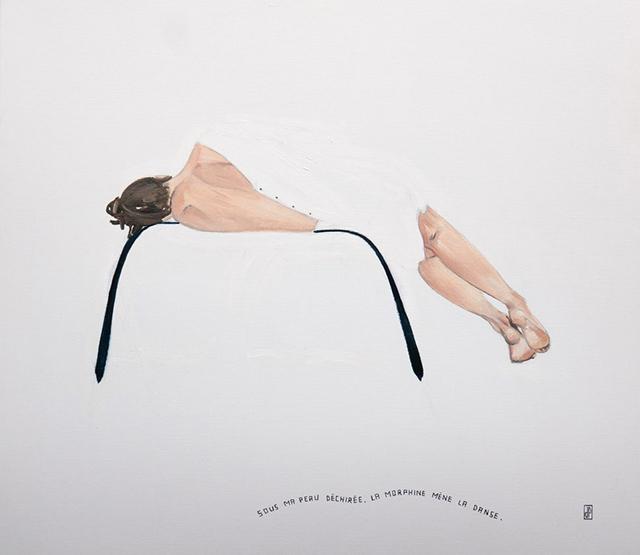 Julia Pauwels, lauréate de l'édition 2019 du Prix Espace Beaurepaire