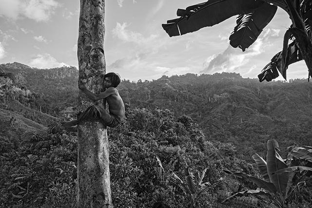Les Palawan ou l'éloge de la diversité selon le photographe Pierre d...