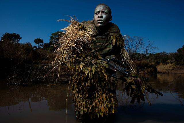 Photos : © Brent Stirton - Tous droits réservés