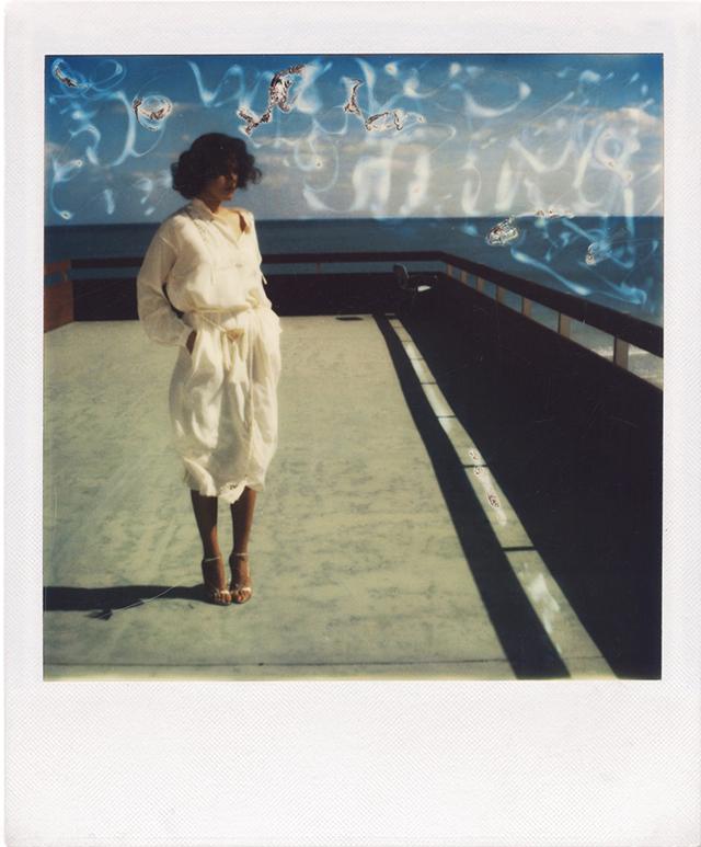 """L'exposition """"L'image dans l'image"""", du photographe Guy Bourdin à l'Isle-sur-la-Sorgue"""