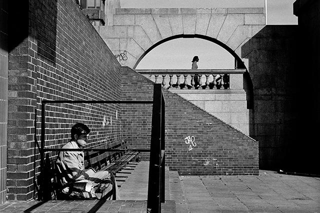 European Puzzle - Londres © Jean-Christophe Béchet