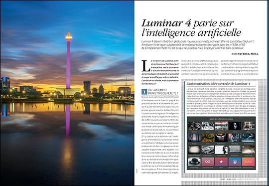 """Téléchargez les photos du dossier """"Luminar 4 parie sur l'intelligence artificielle"""" - Compétence Photo n°75"""