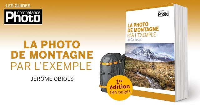 La photo de montagne, par l'exemple • le livre de Jérôme Obiols