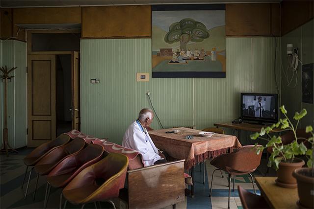 Les ultimes gardiens de l'univers, par Yulia Grigoryants, lauréate 2020 des Rencontres Photographiques des Amis du musée Albert-Kahn