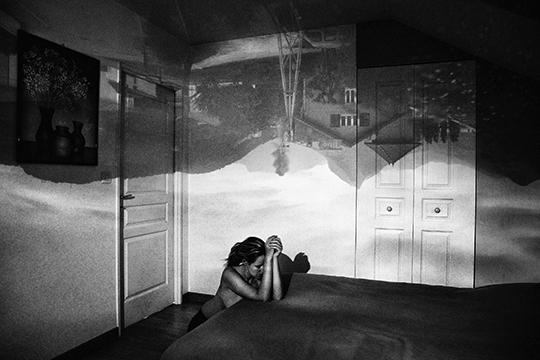 Maréva Druilhe, finaliste du Prix Voltaire de la photographie 2020