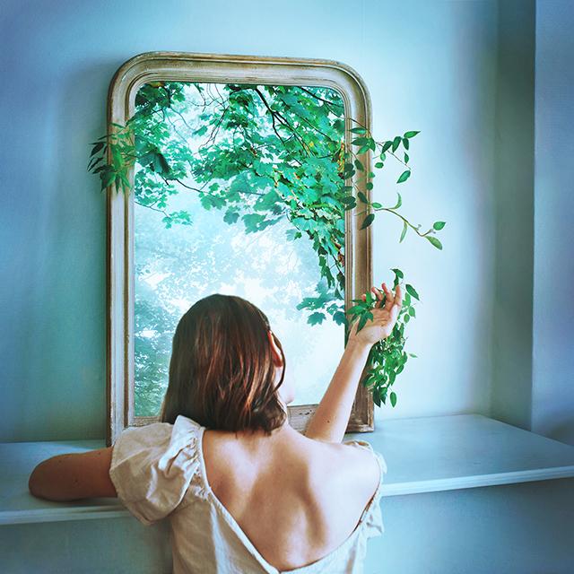 Les dessous de la mise en scène • volet n°3 • Comment utiliser un simple miroir pour vos photographies (photos et vidéo)