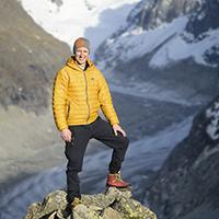 En novembre, profitez des teintes orangées en montagne grâce à Jérôme Obiols