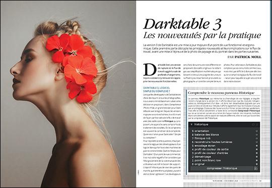 """Téléchargez les photos du dossier """"Darktable 3 : les nouveautés par la pratique"""" - Compétence Photo n°79"""