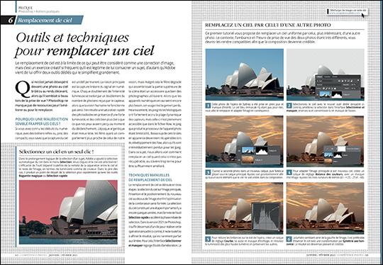 """Téléchargez les photos du dossier """"Photoshop : ateliers pratiques"""" - Compétence Photo n°80"""