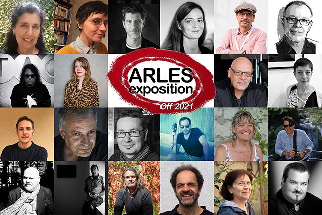 Participez aux lectures de portfolio et de livres d'Arles Exposition - Off 2021